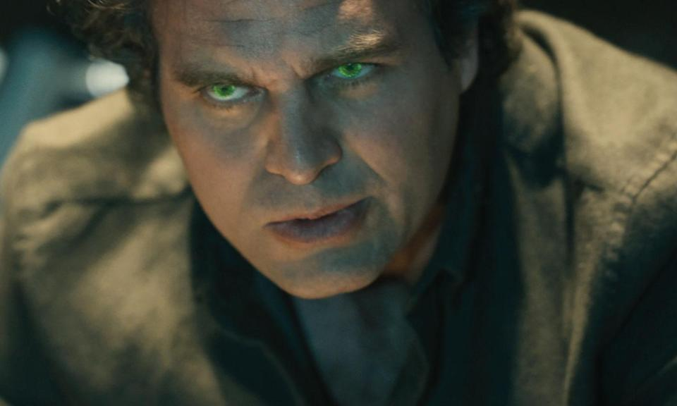 <p><span><strong>Played by:</strong> Mark Ruffalo</span><br><strong>Last appearance: </strong><i><span>Thor: Ragnrarok</span></i><br><span><strong>What's he up to?</strong> Bruce is with Thor and Loki after escaping Sakaar and helping to defeat Hela on Asgard. After a long time in Hulk's form, Banner is reaclimatising to human life and probably looking forward to seeing Natasha again.</span> </p>