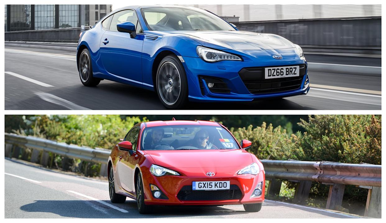 BRZ and GT86