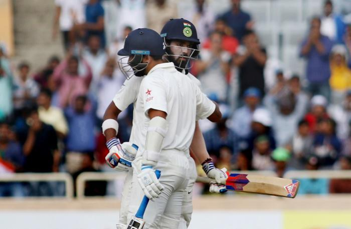 Ranchi Test: India off to steady start after Jadeja show