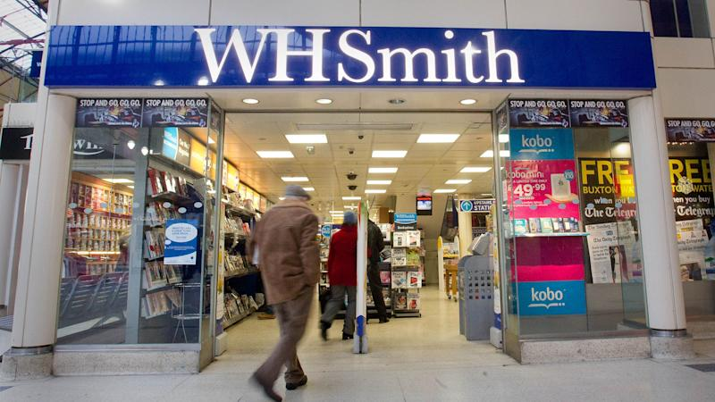 WH Smith says Covid-19 to hit sales by up to £130m