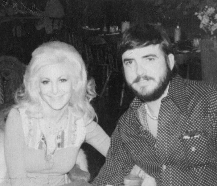 Priscilla Davis, then 35, was injured and Stan Farr, 30, was killed in a late-night 1976 multiple shooting at a Fort Worth mansion.