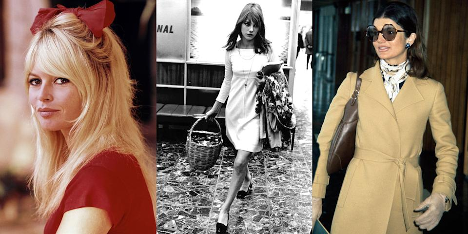 <p>The perfect accessory makes an outfit, whether it be piled-on jewels, a signature shade, or statement shoes. While some accessories are saved for special occasions, others become the piece you're never seen without, or the one time wearer that makes you famous forever. From Brigitte Bardot's bow to Carrie Bradshaw's Manolos, we look back at some of the most iconic accessories over time.</p>