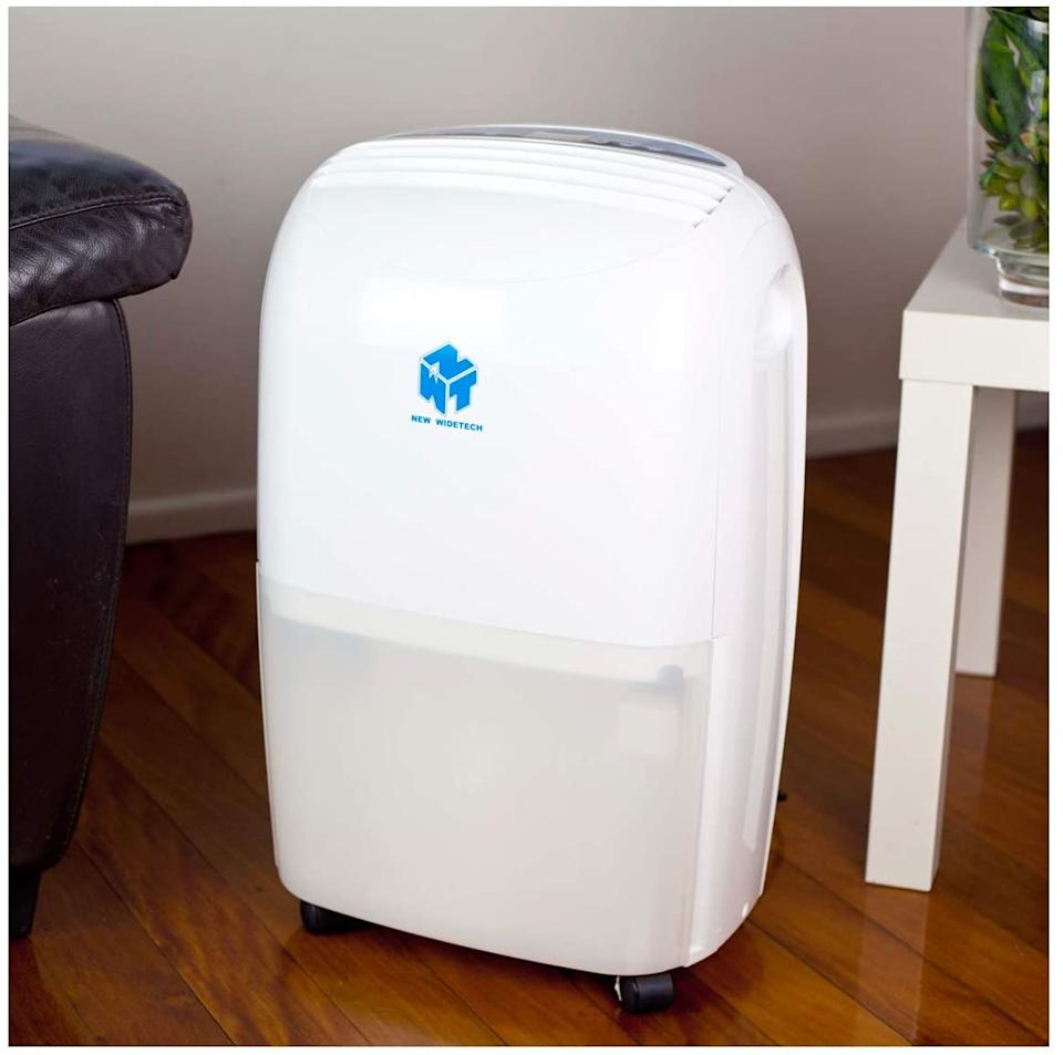 Ausclimate NWT Medium 20L Dehumidifier, $399 from Amazon. Photo: Amazon.