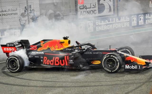 Verstappen's strong end to 2019 has boosted his hopes of a serious 2020 title challenge (AFP Photo/Giuseppe CACACE)