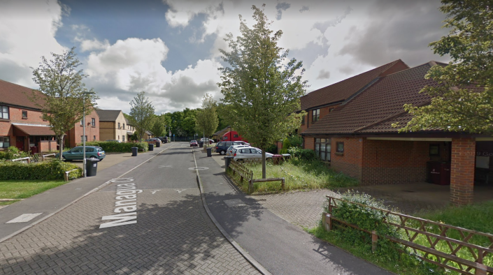Police have launched a murder investigation after a man was found stabbed in Caversham, Reading. (Google Maps)