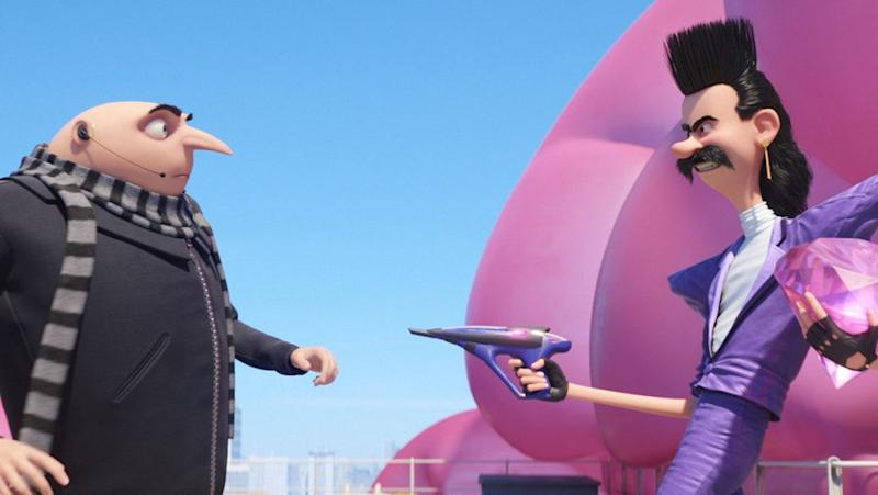Despicable Me 3 Nears 100m At U S Box Office