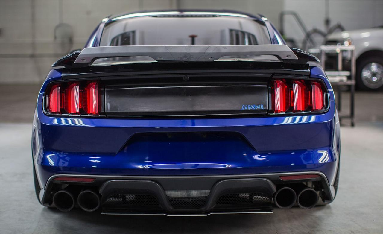 "<p>This should make for the most track-capable Mustang of all time and something that should rival <a rel=""nofollow"" href=""https://www.caranddriver.com/features/a15083050/chevrolet-camaro-zl1-1le-at-lightning-lap-2017-feature/"">the Chevrolet Camaro ZL1 1LE's pony-car record at <em>C/D'</em>s Lightning Lap.</a> Also, some of you may recall the mild embarrassment Ford suffered when many media outlets, <a rel=""nofollow"" href=""https://www.caranddriver.com/features/a15119188/flat-out-we-gun-for-200-mph-in-the-2013-ford-mustang-shelby-gt500-feature/"">including us</a>, could not confirm the automaker's claim that the 2013 GT500, with its 662 horses brought to you by a supercharged 5.8-liter V-8, was capable of 200-mph travel.</p>"
