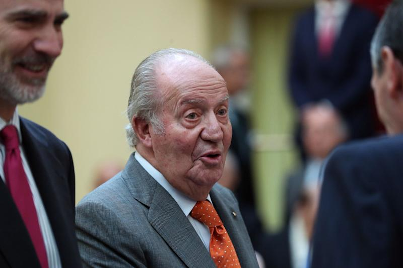 El rey Juan Carlos (Photo: GTRES)