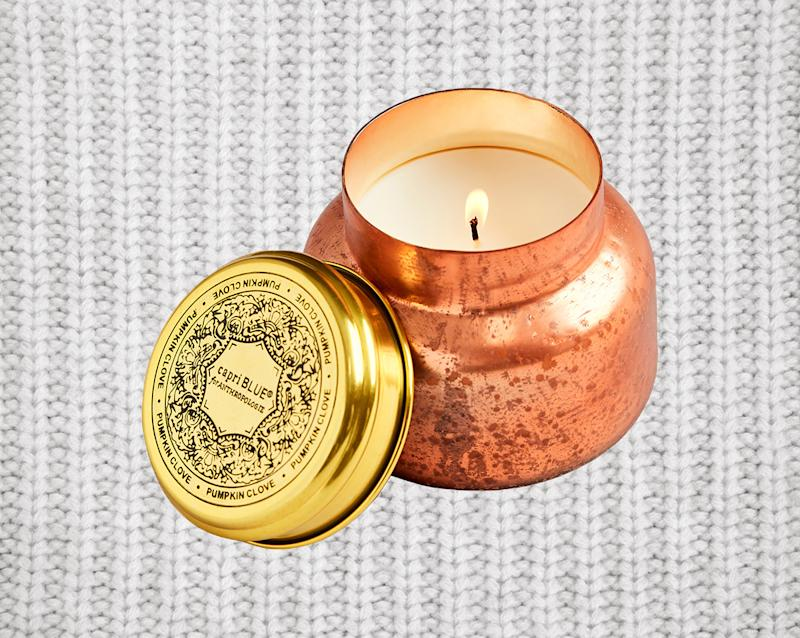This candle is warm, spicy, and looks great on a mantle or coffee table. (Photo: Nordstrom)