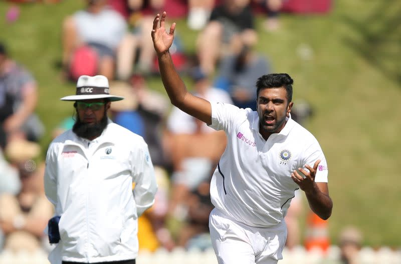 FILE PHOTO: New Zealand v India - First Test