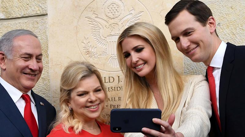 Ivanka And Jared's Jerusalem Visit Slammed On Twitter