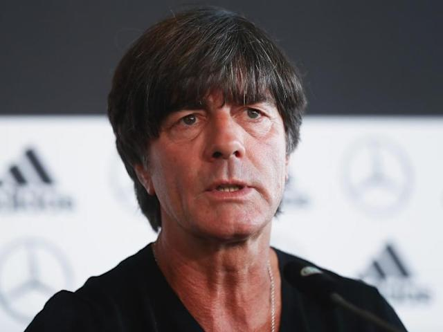 Joachim Low 'full of rage' after Germany fans sing Nazi songs in win over Czech Republic to 'bring shame on our country'