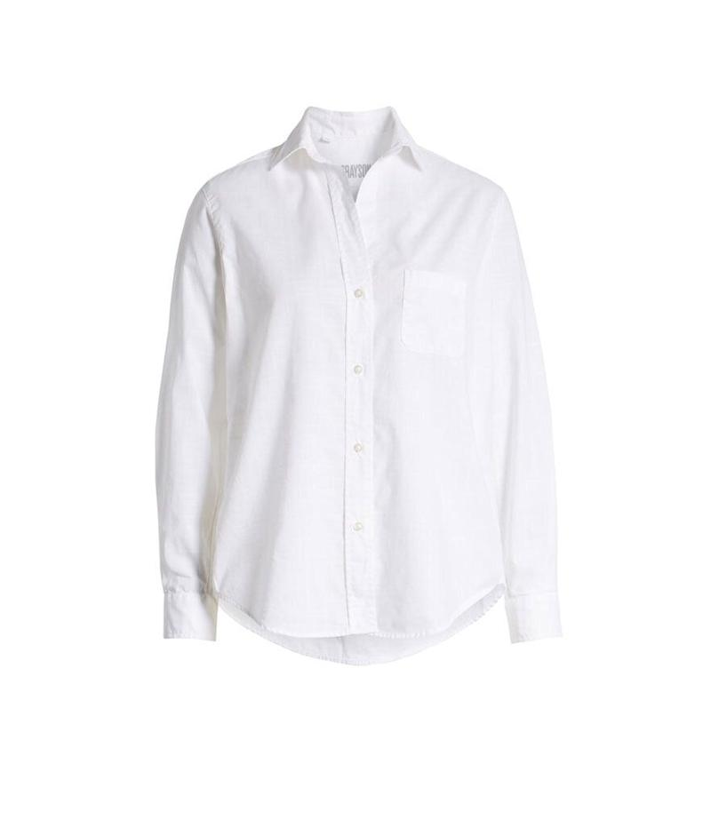 Treasure & Bond Drapey Classic Shirt (Photo: Nordstrom)