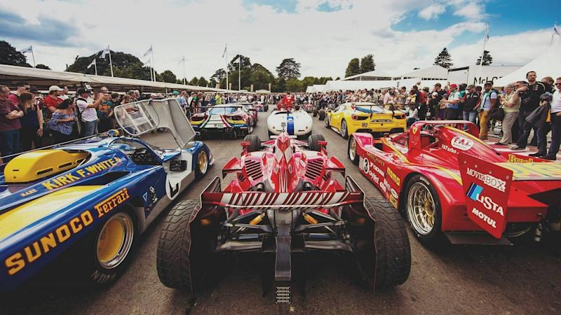 Festival Of Speed >> 2018 Goodwood Festival Of Speed Day 4 Watch It Live Right Here