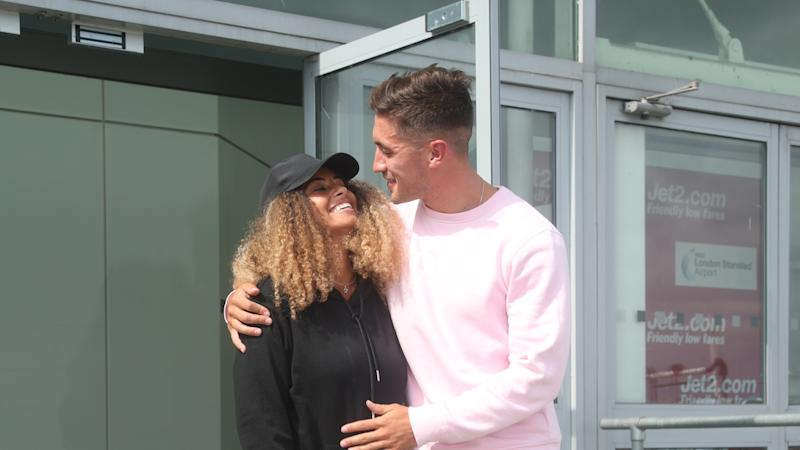 Love Island's Amber Gill reveals big step she will take with Greg O'Shea