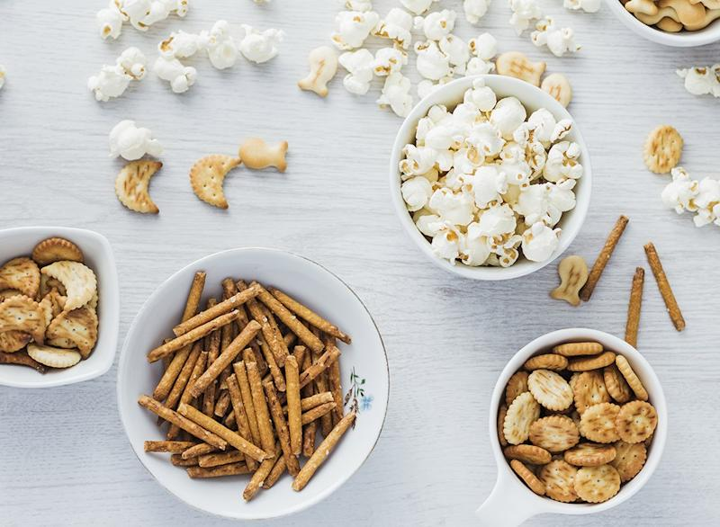 how to lose body fat - snacks
