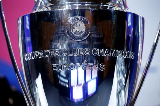 FILE PHOTO: Champions League - Round of 16 draw