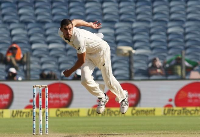 Mitchell Starc, Australia, India, Test series, injury