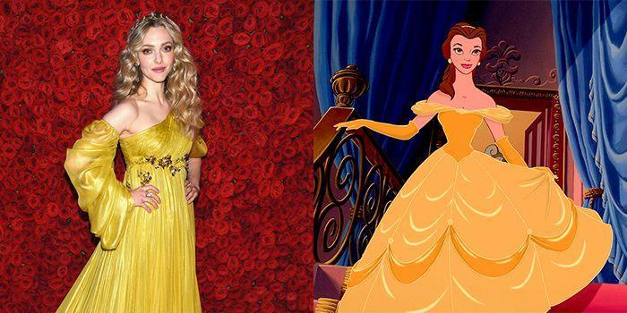 <p>For celebrities, dressing up for a glamorous red-carpet event is no big deal—but even they can't resist their very own Cinderella moment every once in a while. Intentional or not, these stars look like they took some inspiration from their favorite Disney princesses (and a few other memorable characters!). From A-list stars to actual royalty, we've collected a bunch of times celebrities dressed exactly like Disney princesses on the red carpet and beyond. </p>