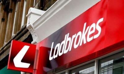 Ladbrokes Coral in £3.9bn takeover talks with rival GVC