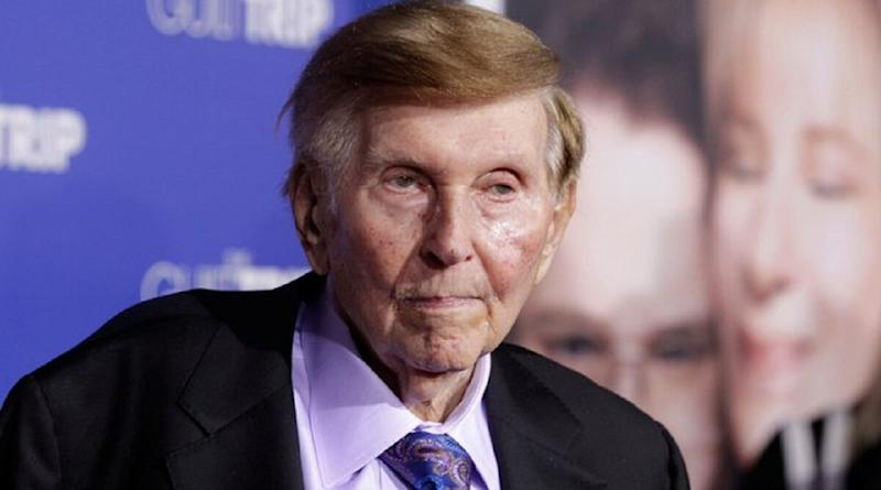 Sumner Redstone, US Media Mogul and Owner of National Amusements, Dies Aged 97