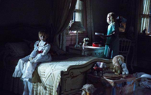 The new film Annabelle: Creation will make your skin crawl, be prepared to be scared! Source: Warner Bros