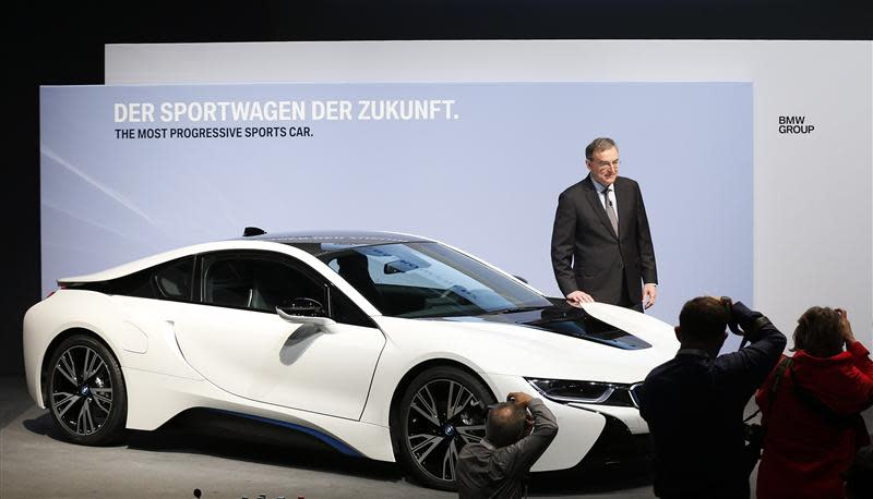 Bmw Says Expects To Improve Product Pricing With New Models