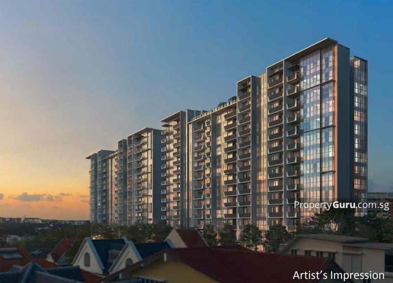 The Garden Residences located in Serangoon North in District 19 will benefit once the Serangoon MRT station on Phase 1 of the Cross Island Line is operational in 2029