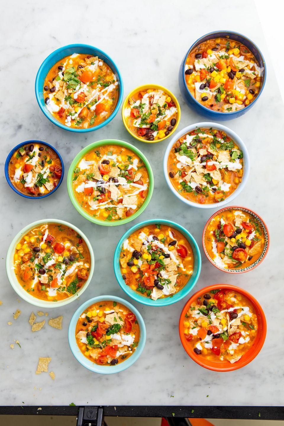 "<p>This is nacho average soup.</p><p>Get the recipe from <a href=""https://www.delish.com/cooking/recipe-ideas/recipes/a49378/nacho-soup-recipe/"" rel=""nofollow noopener"" target=""_blank"" data-ylk=""slk:Delish"" class=""link rapid-noclick-resp"">Delish</a>.</p>"
