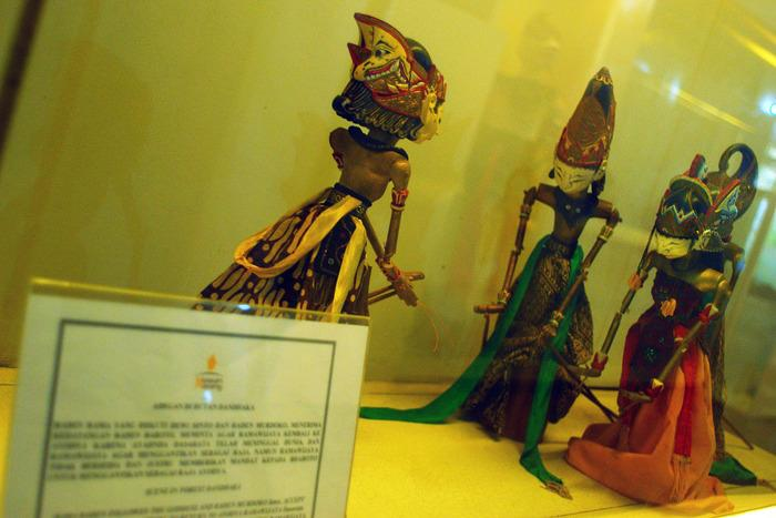 Museum Wayang: Jakarta's own puppet kingdom