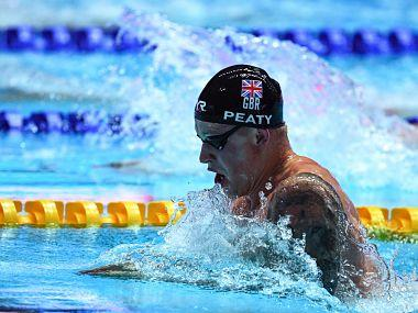 FINA World Championships 2019: Britain's Adam Peaty shatters his own 100 metres breaststroke world record
