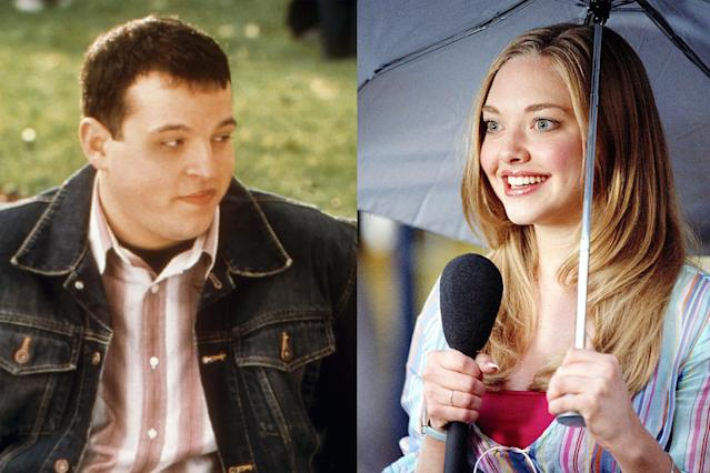 Daniel Franzese and Amanda Seyfried star in <i>Mean Girls</i>. (Photo: Paramount/Courtesy Everett Collection)