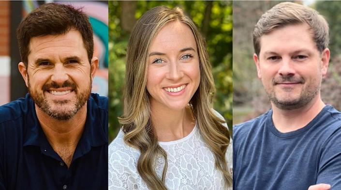 Charlotte natives Robbie Shaw, Patrick Balsley and Sam Hampson launched the Champagne Problems Podcast to discuss alcohol through a lens of health and wellness.