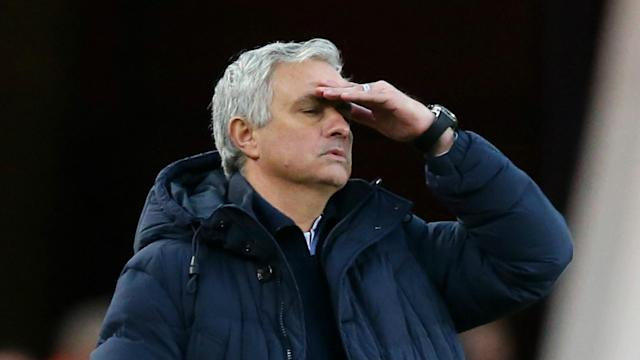 """Tottenham's 1-1 draw with Middlesbrough was """"not a disaster"""" according to Jose Mourinho, who bemoaned his side's injury problems."""