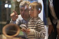 """<p>Perhaps your partner wants to do some learning on his special day — virtually take him and the kids to a local museum at <a href=""""https://www.timeout.com/travel/virtual-museum-tours"""" rel=""""nofollow noopener"""" target=""""_blank"""" data-ylk=""""slk:any number of museums around the world"""" class=""""link rapid-noclick-resp"""">any number of museums around the world</a> that have digitized their collections. Or, depending on what's open in your area, you may be able to go to a museum in person. Many are re-opening with limited capacity and timed entry.</p>"""