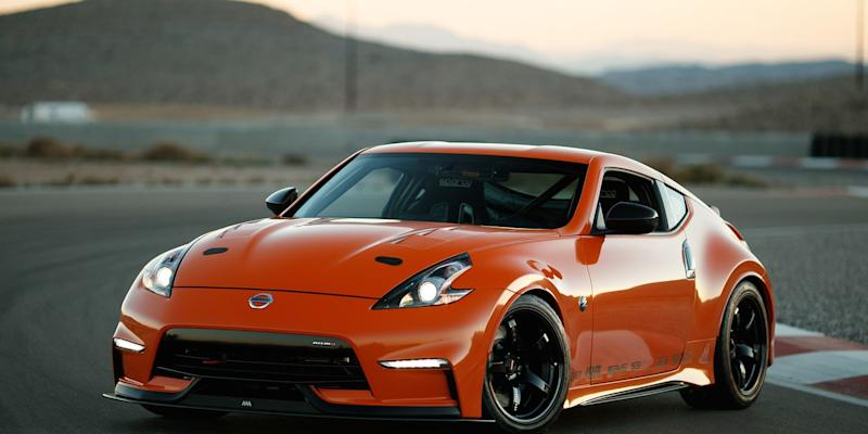 The Nissan 370Z Project Clubsport 23 Has a 400-HP Twin-Turbo V-6