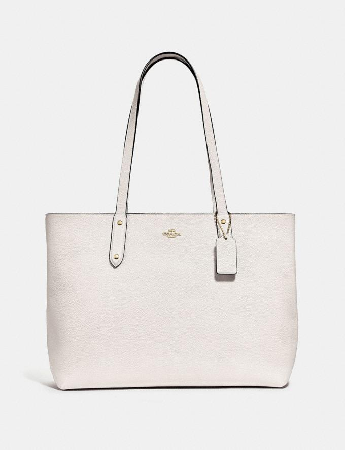 Central Tote with Zip. Image via Coach.