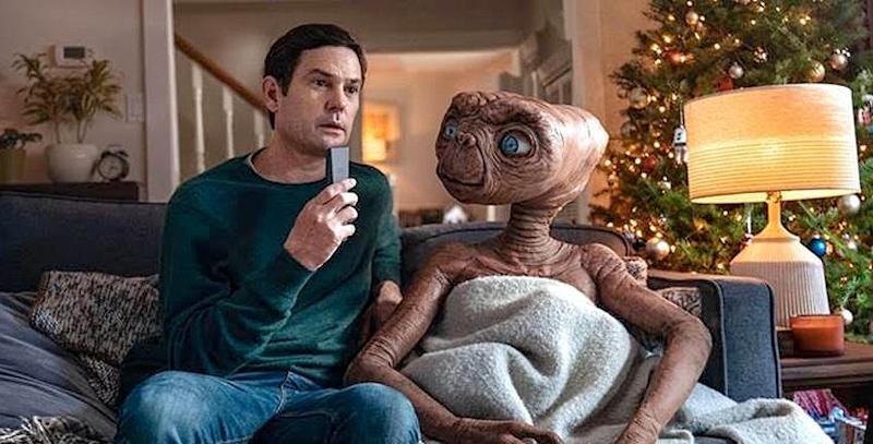 E.T. in Henry Thomas