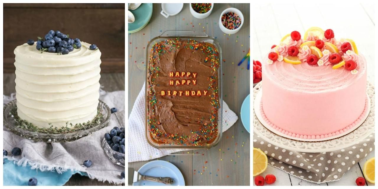 22 Homemade Birthday Cake Ideas To Bake For Your Loved Ones