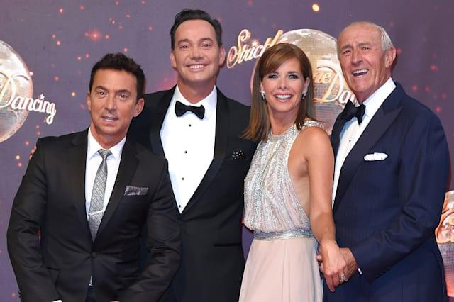 'Strictly Come Dancing 2016' -  Red Carpet Launch