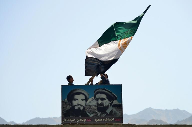 The Taliban say they took over the Panjshir Valley from Ahmad Massoud's forces (AFP/Ahmad SAHEL ARMAN)