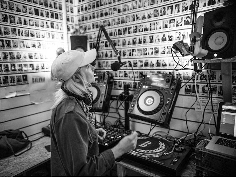 """Although Haai, aka Teneil Throssell, has had a fairly seamless rise to prominence, as a teenager she admits she always thought DJing was """"something the boys did"""""""
