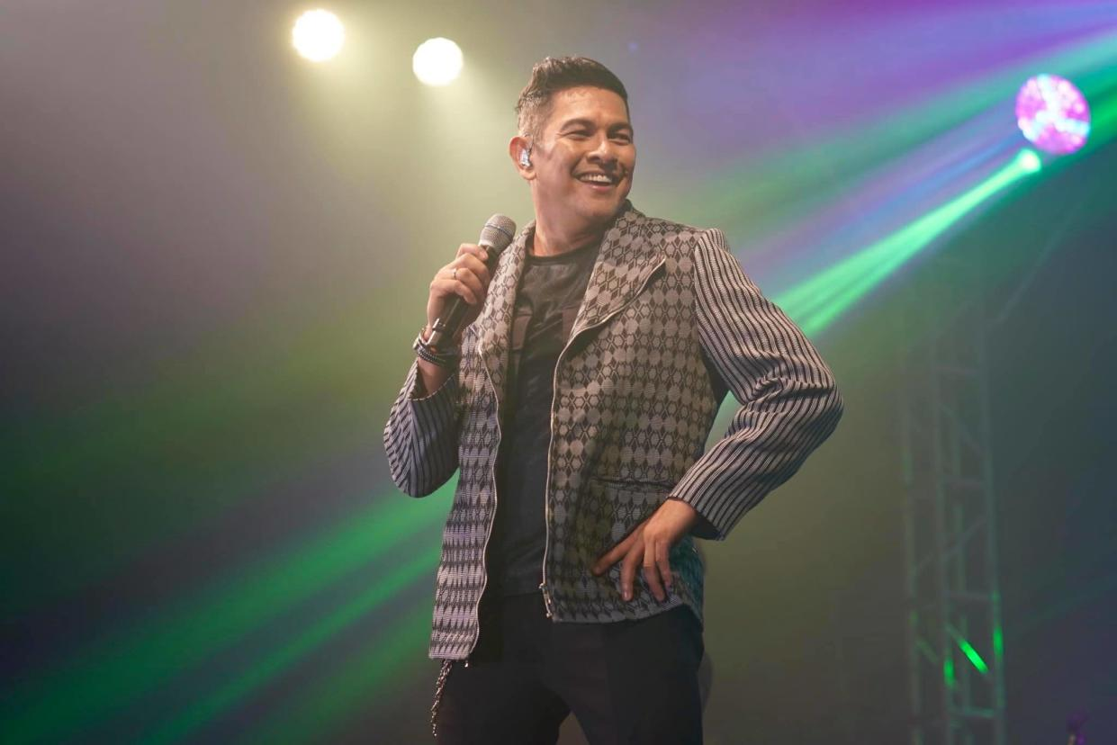 Filipino singer Gary Valenciano announces he's cancer-free