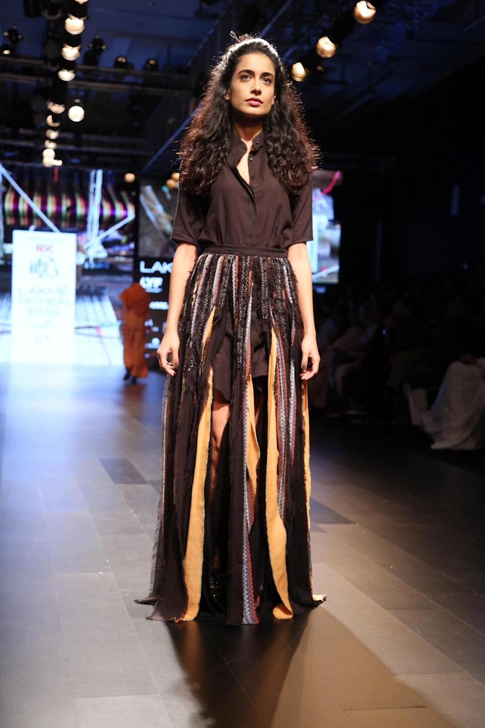 All The Showstoppers From Lakme Fashion Week Winter
