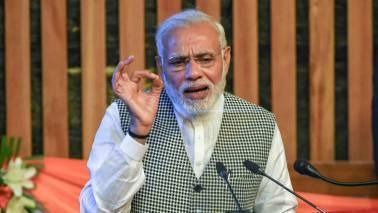 Modi said the Goods and Services Tax (GST) has within one year of its launch led to over 70 percent jump in indirect taxpayer base, demolished check-posts and merged 17 taxes and 23 cesses into one single tax.