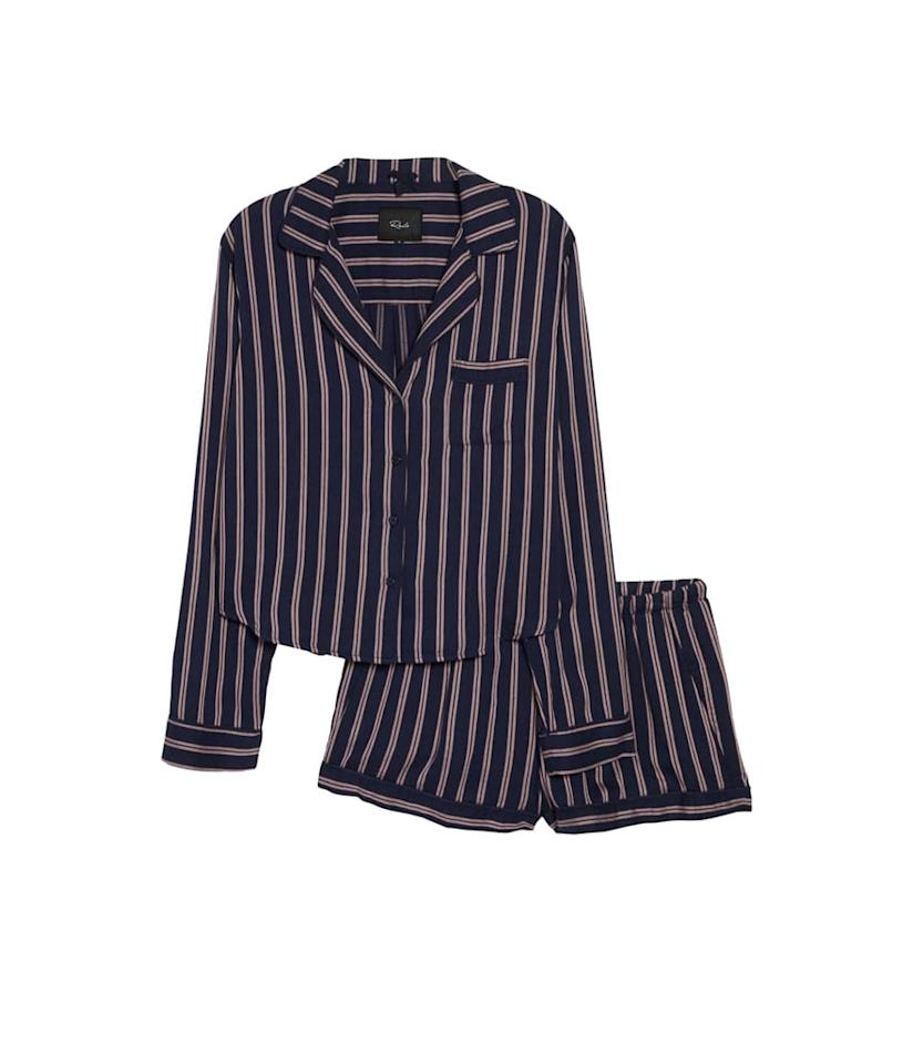 "<p>There's nothing that a woman loves more than relaxing at home. This striped PJ set is not only comfortable and soft, but the striped design is timeless and chic. Plus, it's on sale! <br /><a rel=""nofollow"" href=""https://fave.co/2W3eUHQ""><strong>Shop it:</strong> </a>$94.80 (was $158), <a rel=""nofollow"" href=""https://fave.co/2W3eUHQ"">nordstrom.com</a> </p>"