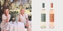 """<p>Cameron Diaz and entrepreneur Katherine Power launched a clean wine brand with a white wine and a rosé that are both vegan-friendly, made with organic grapes, and free of unnecessary additives. After the release of Avaline Red was bumped up due to consumer demand, the brand also announced the release of Avaline Sparkling, which founder Cameron Diaz said """"was created to toast all the beautiful things in life that deserve to be celebrated.""""</p><p><a class=""""link rapid-noclick-resp"""" href=""""https://go.redirectingat.com?id=74968X1596630&url=https%3A%2F%2Fwww.wine.com%2Fproduct%2Favaline-sparkling%2F686424&sref=https%3A%2F%2Fwww.delish.com%2Ffood%2Fg32949671%2Fcelebrity-alcohol-brands%2F"""" rel=""""nofollow noopener"""" target=""""_blank"""" data-ylk=""""slk:BUY NOW"""">BUY NOW</a> <strong><em>$24.99, wine.com</em></strong></p>"""