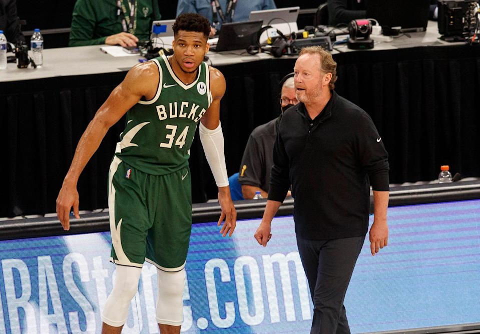 A two-time coach of the year, Mike Budenholzer was often criticized for being too rigid. But he altered his ways this season.