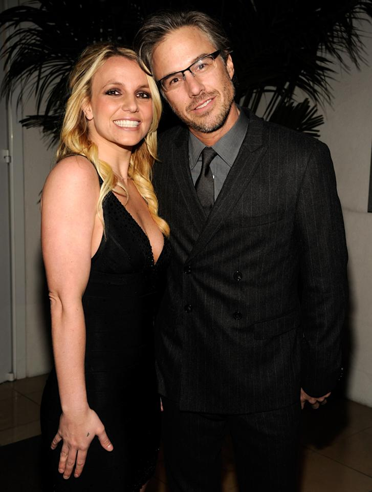 "Britney Spears' fiancé Jason Trawick was ""caught cheating"" on the singer with two ""erotic dancers,"" reveals <i>Star</i>. The mag says Trawick got ""cozy"" with the two ladies at an L.A. club before bringing them back to his hotel. For details about what happened between Trawick and the women, and how Spears reacted when she found out, log onto <a target=""_blank"" href=""http://www.gossipcop.com/jason-trawick-cheated-britney-spears-cheating-strippers-erotic-dancers-club-affair-alina-ratuska-marina-zog/"">Gossip Cop</a>."