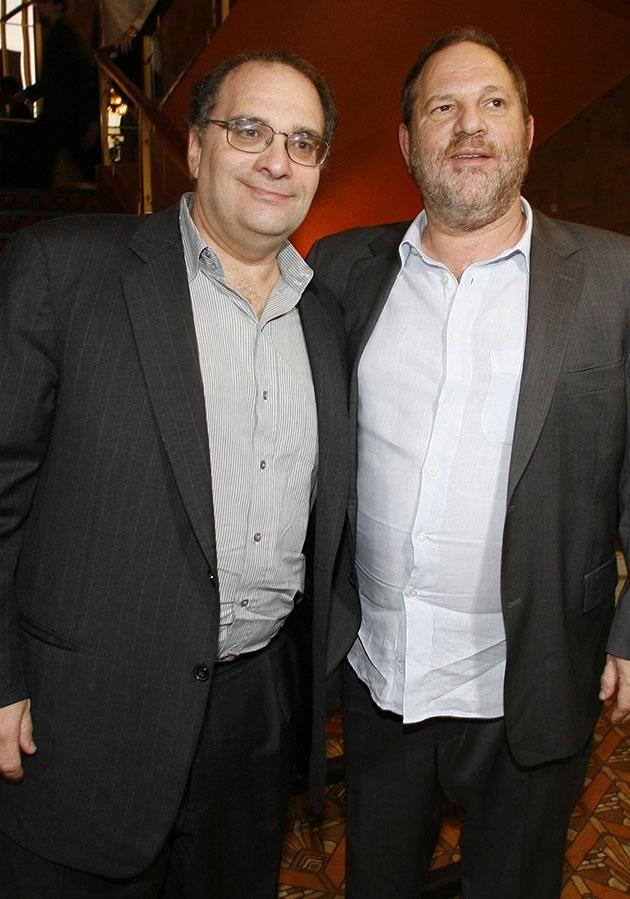 Harvey's brother Bob has been accused of sexual harassment. Source: Getty